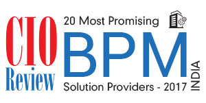 20 Most Promising BPM Solutions Providers - 2017